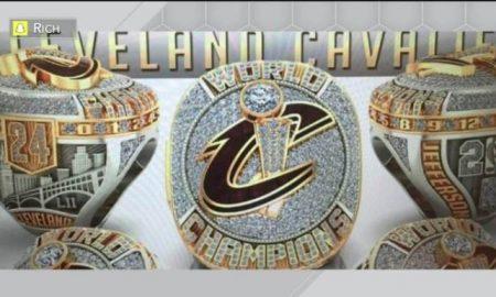 Cavaliers rings gets leaked