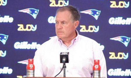 Bill Belichick on Patriots winning