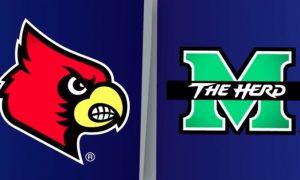 Louisville vs Marshall Highlights