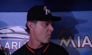 Don Mattingly talks about Jose Fernandez