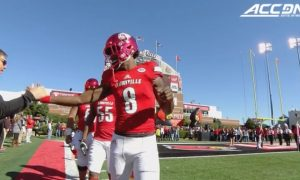 NC State vs Louisville Highlights