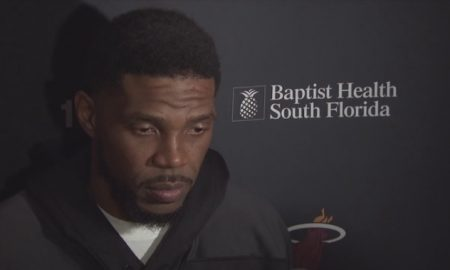 Udonis Haslem talks about Ray Allen