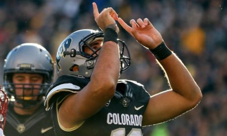 Colorado vs Washington State Football Highlights