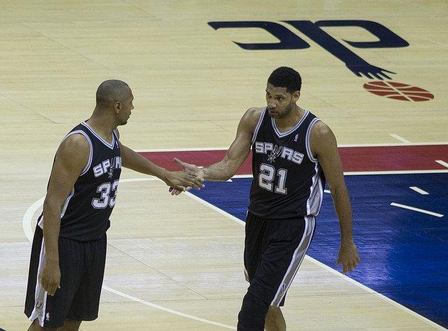 Preseason NBA Power Rankings