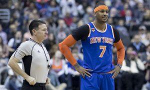 New York Knicks 2017 season