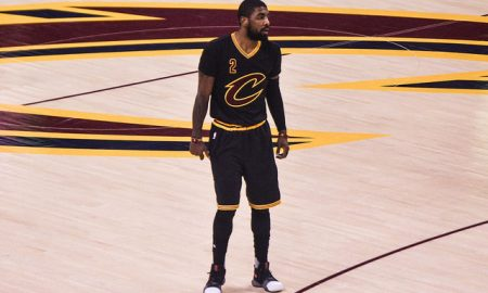 Cavs trade Kyrie to Boston