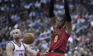 Dwight Howard trade hornets