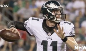 Carson Wentz ready to play