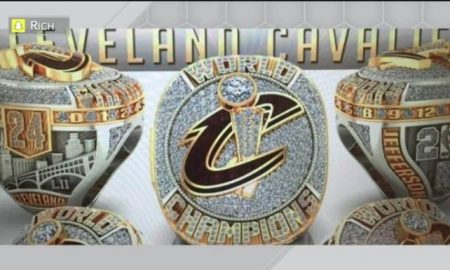 Cavaliers rings gets leaked