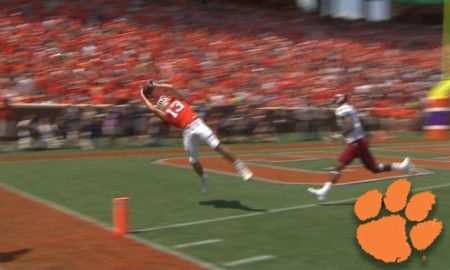 Hunter Renfrow Catch