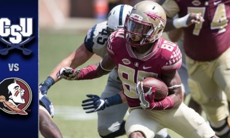 Florida State vs. Charleston Southern Football Highlights (2016)