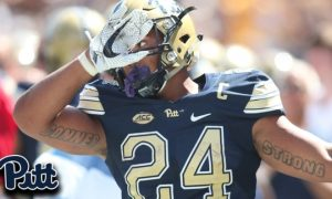 James Conner: Pitt's Touchdown Machine