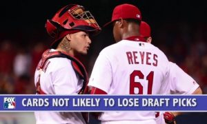 Cardinals will most likely not lose draft picks