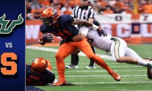 Syracuse vs. South Florida Football Highlights