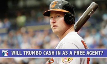 Mark Trumbo Free Agency