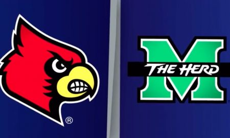 Louisville vs Marshall Highlights