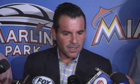 David Samson talks about Jose Fernandez