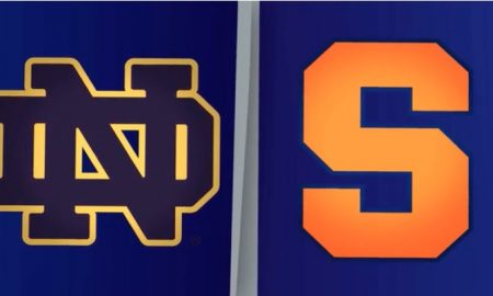 Notre Dame vs Syracuse Football Highlights