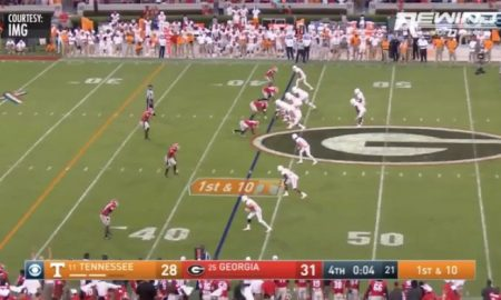 Tennessee Hail Mary Radio Call
