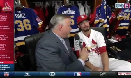 Randal Grichuk's greatest interviews of the 2016 season