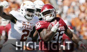 Oklahoma vs Texas Highlights