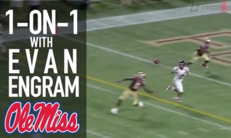 Evan Engram Interview