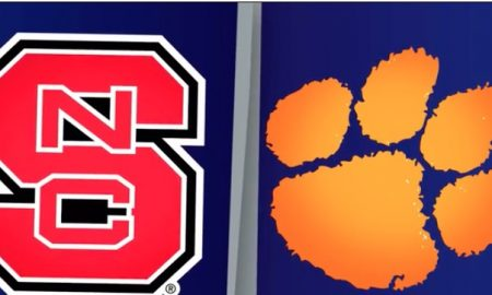 NC State vs Clemson Football Highlights