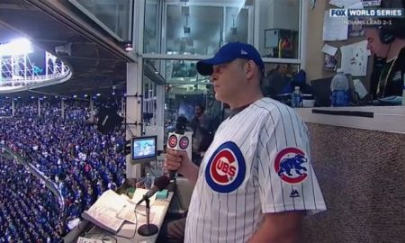 Vince Vaughn take me out to the ballgame