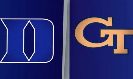 Duke vs Georgia Tech Football Highlights