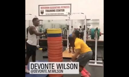 Devonte Wilson Workouts
