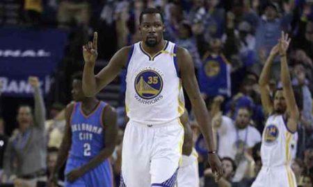 Durant vs Westbrook
