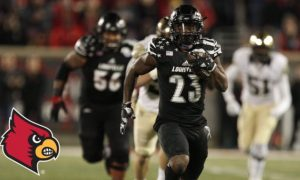 Wake Forest vs Louisville Football Highlights