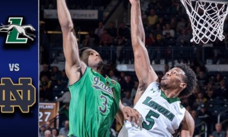 Notre Dame vs Loyola Maryland Basketball Highlights