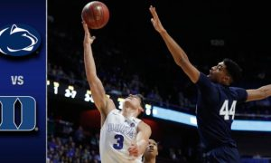 Duke vs Penn State Basketball Highlights