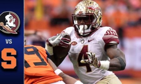 Florida State vs Syracuse Football Highlights