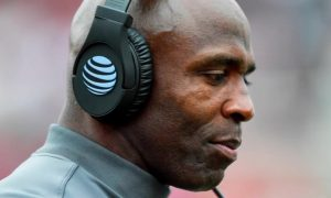 Texas Fires Charlie Strong