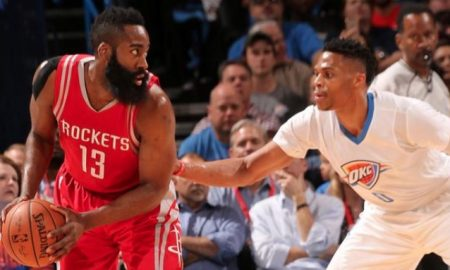 Westbrook or Harden