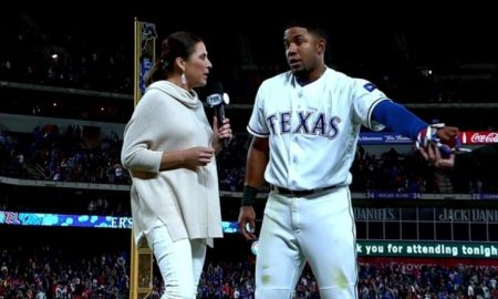 Elvis Andrus talks about Rangers winning streak