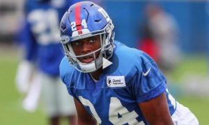 Giants Suspend Eli Apple for Last Game of Season