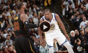 Is Kevin Durant on the Same Level as LeBron James