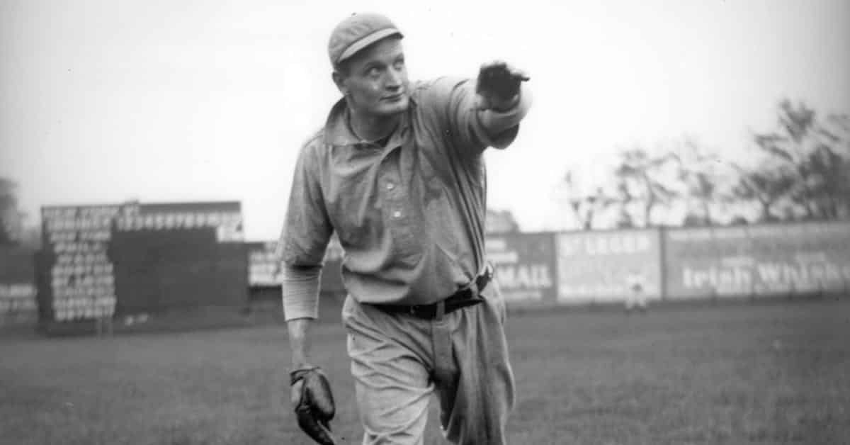 The Story of Rube Waddell